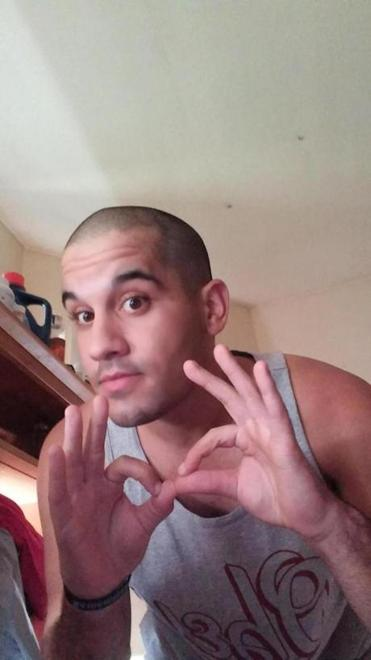 Stephen Gonzalez, who died of an overdose on April 6. (Dawn Dingee)